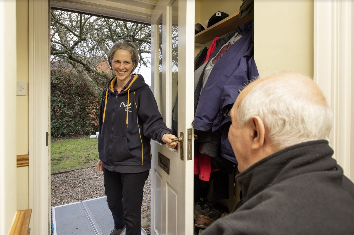 homevisits for the elderly
